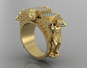 Ring Atlas 3D printable model