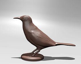 miniatures 3d printable bird