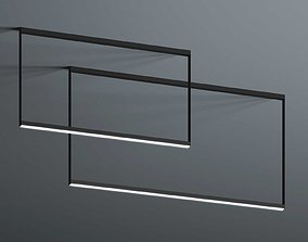 Trend Ceiling Lamp by Forstlight 3D