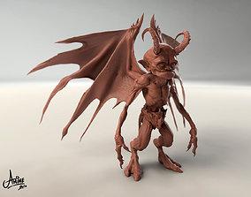 3D print model Gargoyle