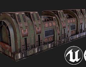 Metal Pump 3D model