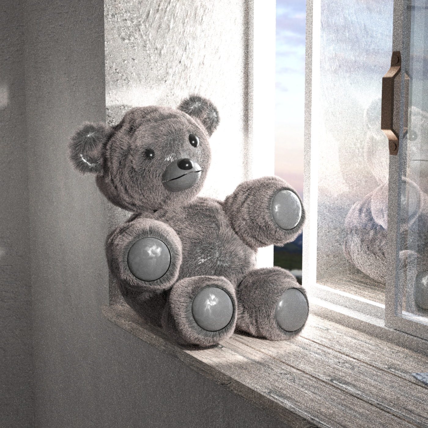 window bear