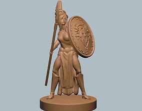 Goddess Athena 3D print model athena