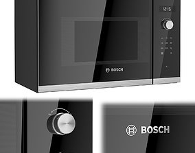 3D Built-in microwave Bosch BFL524MS0