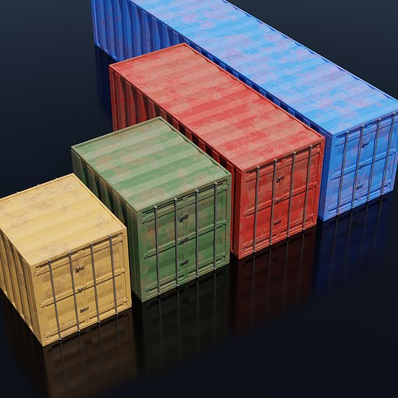 Sea Container Pack