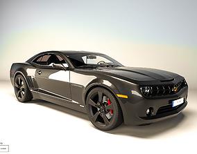 CAM Race Car model 2012