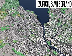 Zurich 3D