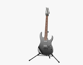 3D model Guitar Ibanez RGR321EX