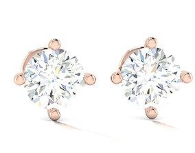 Women earrings 3dm render detail drops jewel jewelry
