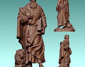 Mark Evangelist - CNC Router Carving 3D printable model
