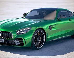 3D Mercedes AMG GT-R 2020