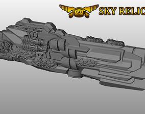 SKY RELICS - 21 HEAVY SABER 3D print model