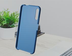 3D printable model Huawei P smart PRO 2019 TPU case