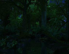 3D Rainforest