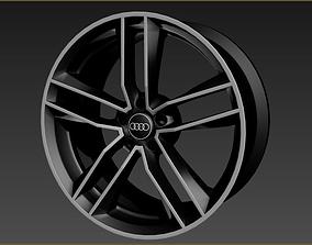 Wheel for Audi s8 tipe2 3D model