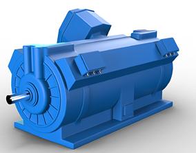 3D model Machine Jacket cooling