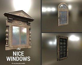 3D model Old Windows