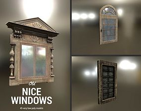 3D model Old Windows