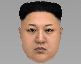 Kim Jong-un 3D