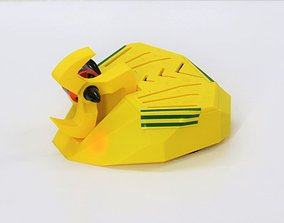 3D printable antweight battlebot - Bulldog