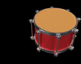 3D model musical drum