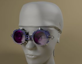 Goggles 3D printable model