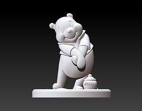 3D print model Winnie-the-Pooh statue