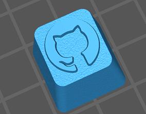 Key cap github 3D printable model