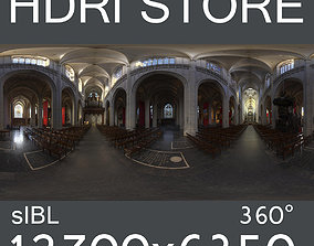3D model Cathedral sIBL set