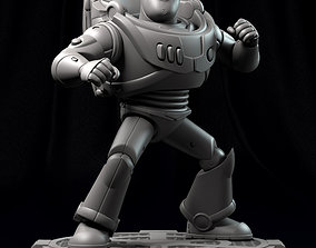 Buzz Lightyear 3D print model