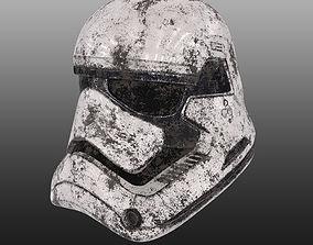 Stormtrooper Helmet Star Wars First Order 3D model