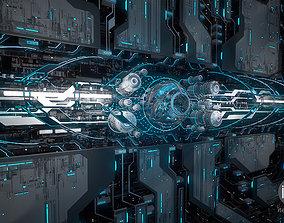 animated 3D portal-PT1