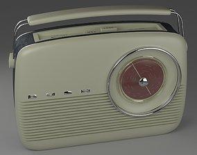 3D model device Bush Radio