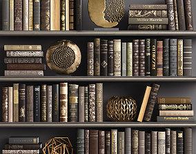 Classic Books 04 3D