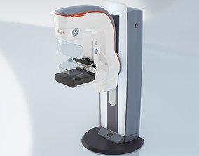 Siemens MAMMOMAT Revelation medical equipment 3D model