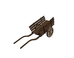 3D model Wagon 5