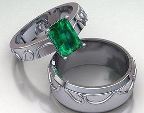 Ring Ref 297 3D printable model