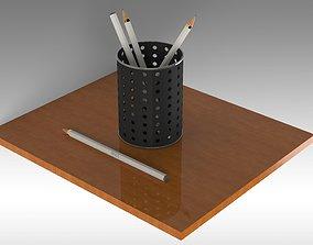 3D Pencil Case