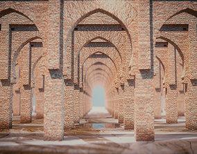 Tin Mal Mosque 3D