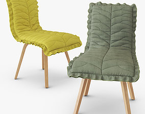 Leaf Side Chair 3D model
