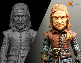 3D print model Game of Thrones - Eddard Stark
