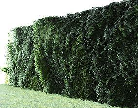 Vertical Garden 5 vertical 3D model