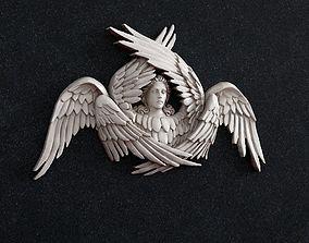 Angel 3 3D print model