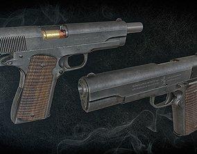 3D asset realtime Colt M1911
