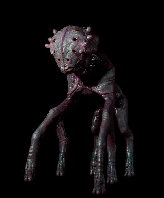 Alien sketch 3