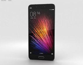 Xiaomi Mi 5 Black 3D