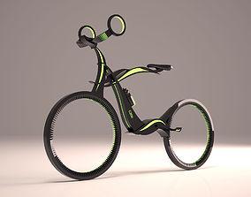Sport bike concept 3D