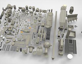 Mechanics collection 3D