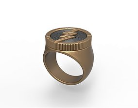 3D printable model Ring from the movie The Flash 2022