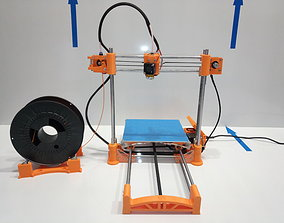 LowBot MK2 3D PRINTER
